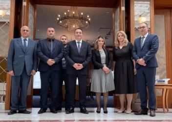 Συνάντηση του Κωνσταντίνου Βλάση με τους Έλληνες Σαρακατσάνους της Βουλγαρίας