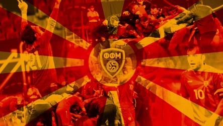 Η προβοκάτσια με την ονομασία της Εθνικής Ομάδας Ποδοσφαίρου της Βόρειας Μακεδονίας