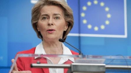 Ούρσουλα φον ντερ Λάιεν: Την επόμενη εβδομάδα η Κομισιόν θα αρχίσει να εγκρίνει τα πρώτα εθνικά σχέδια ανθεκτικότητας και ανάκαμψης