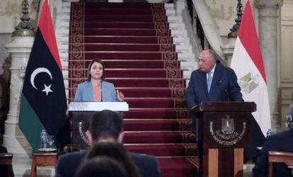 Αιγύπτιος ΥΠΕΞ: Ανάγκη άμεσης αποχώρησης των ξένων στρατευμάτων από τη Λιβύη
