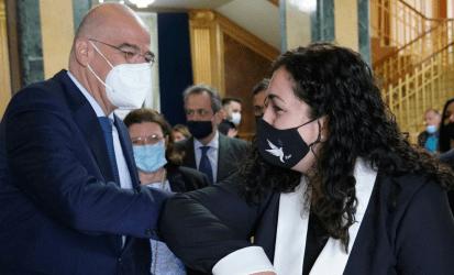 Στην Πρίστινα την Παρασκευή ο Υπουργός Εξωτερικών – Δεύτερη επίσκεψη μέσα σε 8 μήνες