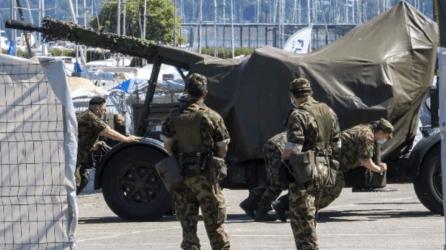 Δρακόντεια μέτρα ασφαλείας στη Γενεύη ενόψει της συνάντησης Μπάιντεν- Πούτιν