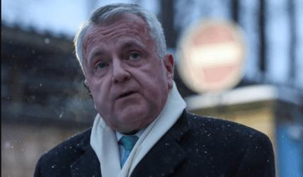 Επιστρέφει στη Μόσχα ο Aμερικανός πρεσβευτής