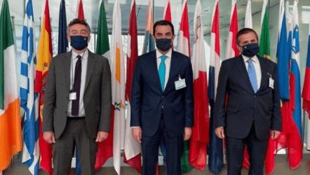 Συμμετοχή του Κώστα Σκρέκα στη Σύνοδο Υπουργών Ενέργειας της Ένωσης για την Μεσόγειο