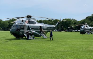 Αμερικανός αξιωματούχος από τον Λευκό Οίκο: Ο Πρόεδρος δεν είχε καμία επαφή με ξένους ηγέτες μετά την πτώση της Καμπούλ