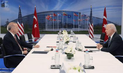 Αμερικανική Πρεσβεία στην Άγκυρα: Οι ισχυρισμοί για συμφωνία» μεταξύ του  Ερντογάν – Μπάιντεν για τους Αφγανούς πρόσφυγες είναι αβάσιμοι