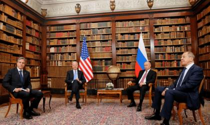 Λευκός Οίκος: Ολοκληρώθηκαν οι συνομιλίες στη Γενεύη