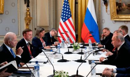 Κοινή διακήρυξη Μπάιντεν και Πούτιν: Δεν μπορεί να υπάρξει κανένας νικητής σε έναν πυρηνικό πόλεμο