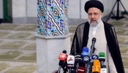 Ο Εμπραχίμ Ραϊσί εξελέγη Πρόεδρος του Ιράν