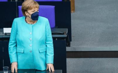 Μέρκελ: Ανησυχία για την εξάπλωση της παραλλαγής «Δέλτα»