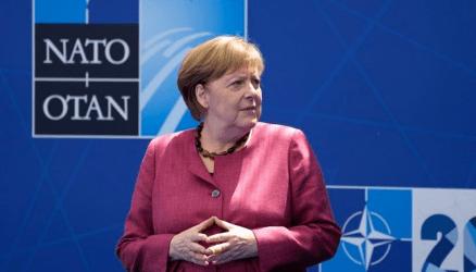 Μέρκελ: Η Συμμαχία πρέπει να βρει «τη σωστή ισορροπία» απέναντι στην Κίνα