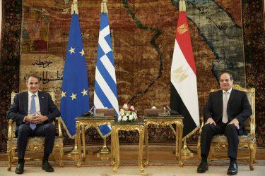 Η εκμετάλλευση της Ελληνοαιγυπτιακης ΑΟΖ θα αλλάξει τον Ενεργειακό και Γεωπολιτικό χάρτη