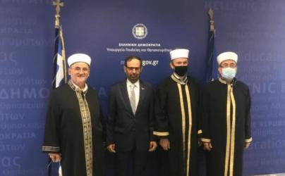 Τα Ηνωμένα Αραβικά Εμιράτα στρέφουν το βλέμμα στις πιέσεις του ανατρεπτικού Ισλάμ στην Θράκη από το εξτρεμιστικό Ισλάμ της Τουρκίας