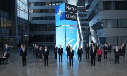 Ηγέτες του ΝΑΤΟ: Άμεση απάντηση αν δεχτούμε επίθεση από το διάστημα