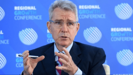 Geoffrey Pyatt on «V»: There are forces that do not want  the IGB to succed