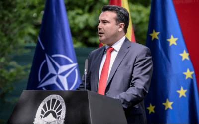Βόρεια Μακεδονία – Η αντιπολίτευση κατηγορεί τον Ζάεφ ότι διαπραγματεύεται με την Βουλγαρία την «μακεδονική εθνική ταυτότητα και γλώσσα»