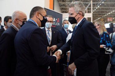 Τζέφρι Πάιατ: Η σχέση των ΗΠΑ με την Ελλάδα δεν αφορά μόνο το υλικό