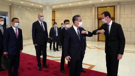 Μετά την Τουρκία η Συρία η νέα «έξοδος» της Κίνας στην Μεσόγειο