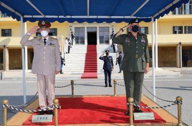 Επίσημη Επίσκεψη Αρχηγού Γενικού Επιτελείου Ενόπλων Δυνάμεων της Αραβικής Δημοκρατίας της Αιγύπτου