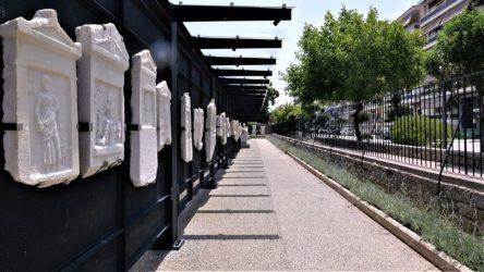 Εγκαινιάστηκε το αρχαιολογικό πάρκο της Νεκρόπολης των Αιγών και της Βασιλικής ταφικής Συστάδας «των Τημενιδών»
