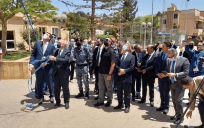 Εγκαινιάστηκε το Ελληνικό προξενείο στη Βεγγάζη – Η Ελλάδα επέστρεψε στη Λιβύη και θα παραμείνει