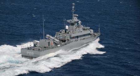Μαύρη Θάλασσα: Οι Ρωσικές Ένοπλες Δυνάμεις παρακολουθούν σκάφος Ελληνικού Πολεμικού Ναυτικού