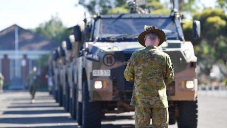 Αυστραλία: Ο στρατός στους δρόμους για την επιτήρηση του lockdown στο Σίδνεϊ