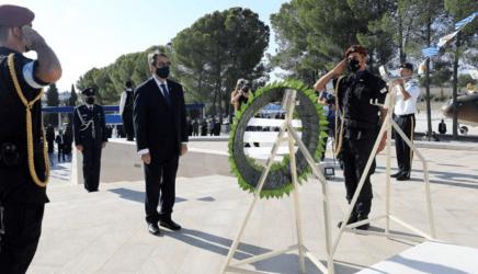Αναστασιάδης: Μέρα μνήμης για τα όσα λάθη διαπράξαμε αλλά και για τις έκνομες ενέργειες που συνεχίζουν να υπάρχουν