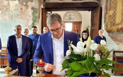 Βούσιτς: Το Κόσοβο δεν είναι Τουρκική γη και η Τουρκία δεν έχει λόγο