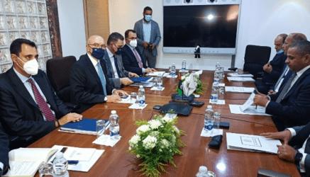 Συμφωνήθηκε η υπογραφή μνημονίου συνεργασίας μεταξύ του Libyan Investment Authority και του Enterprise Greece