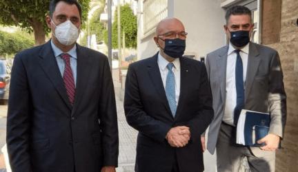 Γιάννης Σμυρλής: Σημαντικός ο ρόλος της Ελλάδας στην επόμενη ημέρα της Λιβύης