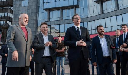 Σκόπια: Ράμα – Βούσιτς και Ζάεφ συζητούν για την «Νέα Γιουγκοσλαβία»;