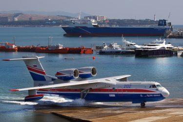 Έντεκα πυροσβεστικά αεροσκάφη στέλνει η Ρωσία στην Τουρκία μετά από παράκληση Ερντογάν σε Πούτιν