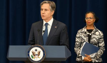 Άντονι Μπλίνκεν: Θα σπρώξουμε για ισχυρή απάντηση από το Συμβούλιο Ασφαλείας