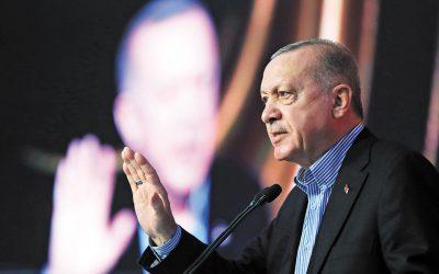 Ερντογάν: Δεν μπορώ να πω ότι μια υγιής διαδικασία διέπει τις τουρκο-αμερικανικές σχέσεις