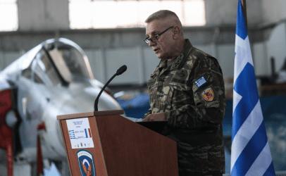 Αρχηγός ΓΕΕΘΑ για το πρώτο Rafale: Έτσι εκκινούν ενίοτε οι καταιγίδες… Με «Ριπές» Ανέμου