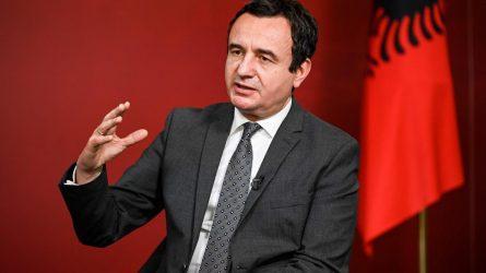 Πρωθυπουργός Κοσσυφοπεδίου: Απορρίπτουμε την Πρωτοβουλία «Μίνι Σένγκεν»