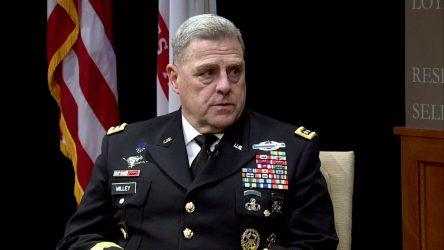 Aμερικανός στρατηγός Μαρκ Μίλι: Υπάρχει πιθανότητα πλήρους κατάληψης του Αφγανιστάν από τους Ταλιμπάν