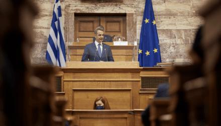 Πρωθυπουργός: Ο παγκόσμιος ελληνισμός είναι μια πολύ μεγάλη δύναμη – Για εμάς η γλώσσα είναι πάρα πολύ σημαντική