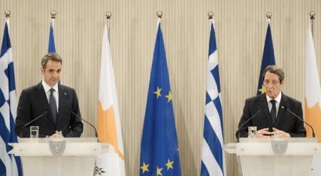 Τηλεφωνική επικοινωνία του Πρωθυπουργού με τον Νίκο Αναστασιάδη