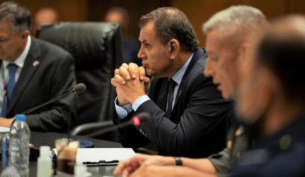 Υπουργός Άμυνας: Οι συμπεριφορές της Τουρκίας είναι δεδομένες και δεν αφήνουν μεγάλα περιθώρια αισιοδοξίας