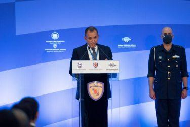 Υπουργός Άμυνας: Συναντάμε μια ποικιλία προκλήσεων από συμβατικές, υβριδικές έως και απειλές υψηλής τεχνολογίας