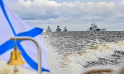 Πούτιν: Ο ρωσικός στόλος έχει όλα όσα χρειάζονται για να υπερασπιστεί την πατρίδα και τα εθνικά συμφέροντά