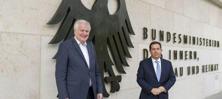 Συνεργασίας Ελλάδας – Γερμανίας σε σημαντικούς τομείς της διαχείρισης της μετανάστευσης
