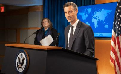 Στέιτ Ντιπάρτμεντ: Οι ΗΠΑ και οι Ταλιμπάν είχαν «παραγωγικές» συνομιλίες για την ανθρωπιστική βοήθεια