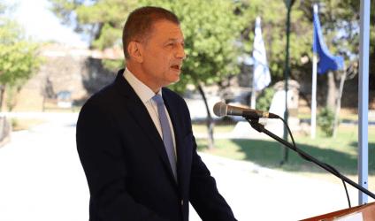 Αλκιβιάδης Στεφανής: Η θέληση για περαιτέρω ενίσχυση των μακροχρόνιων αμυντικών δεσμών Ελλάδας και ΗΠΑ είναι κοινή