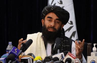 Αφγανιστάν: Οι Ταλιμπάν παρουσίασαν μέρος της σύνθεσης της μελλοντικής τους κυβέρνησης