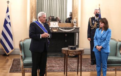 Γερουσιαστής Μενέντεζ: Οι ΗΠΑ θυμούνται τους φίλους τους και τους συμμάχους, αλλά και τους εχθρούς