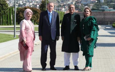 Ερντογάν: Η Τουρκία θα εργαστεί από κοινού με το Πακιστάν για μια σταθεροποίηση της κατάστασης στο Αφγανιστάν