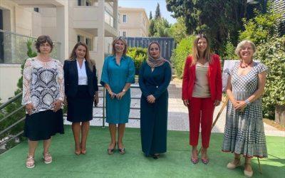 Πρεσβεία των Η.Α.Ε: Ημερίδα για την Ημέρα της Γυναίκας στα Ηνωμένα Αραβικά Εμιράτα